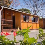 Bungalow del Camping Cabopino