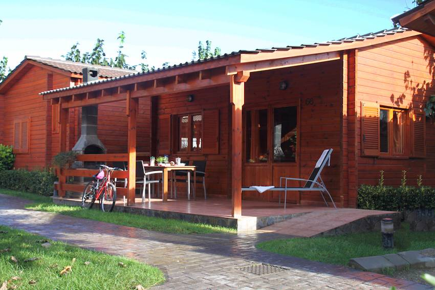 Bungalows de Camping Joan 2